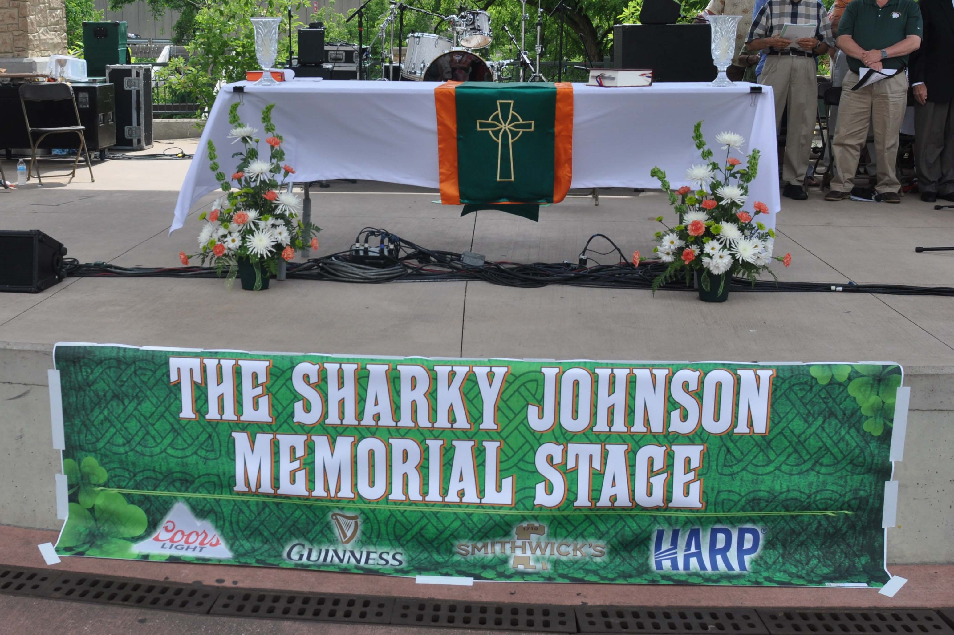 2016 Riverfront Irish Festival Stage Schedule